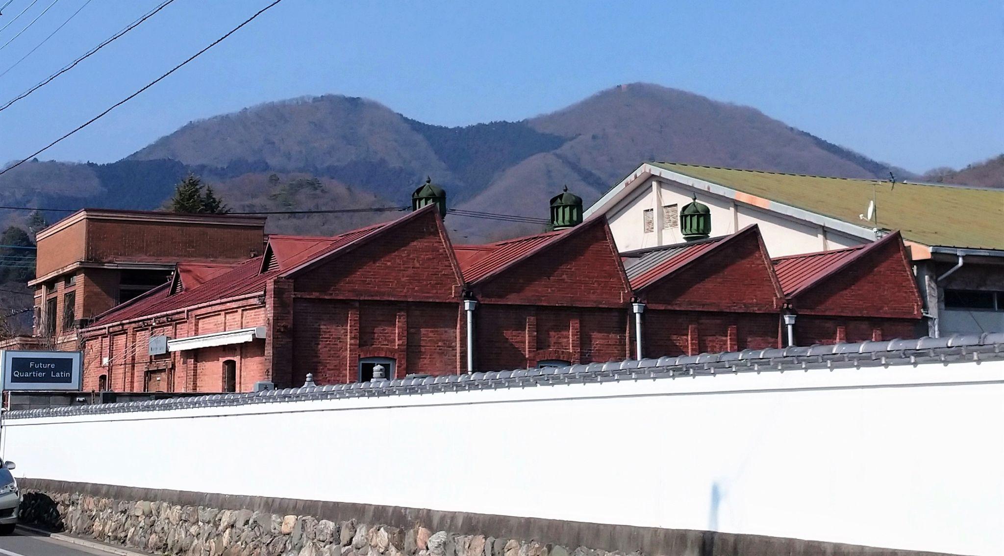 ノコギリ屋根
